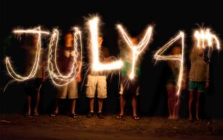July 4th people