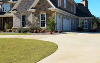 corner lot curb appeal