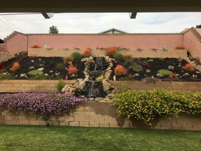 landscaping and garden design in agoura hill california