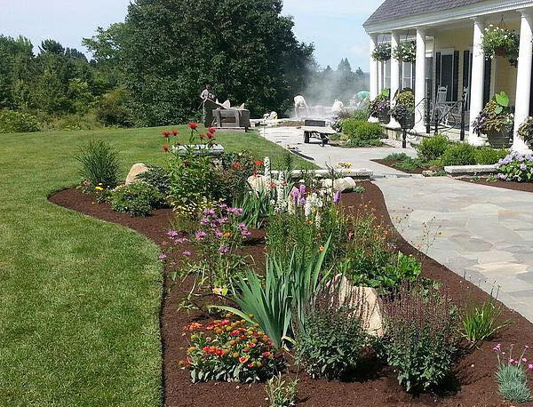 change your back yard with a professional landscaper in Tarzana